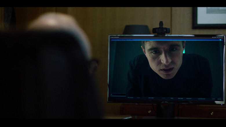 Logitech Webcam for Video Conferencing and Video Calling in Condor S02E01 (2)