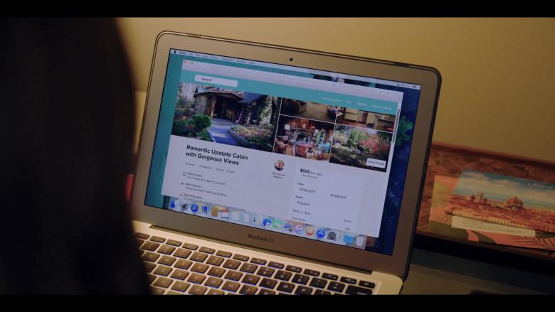MacBook Air Laptop by Apple in Love Life S01E08 Sara Yang (2020)