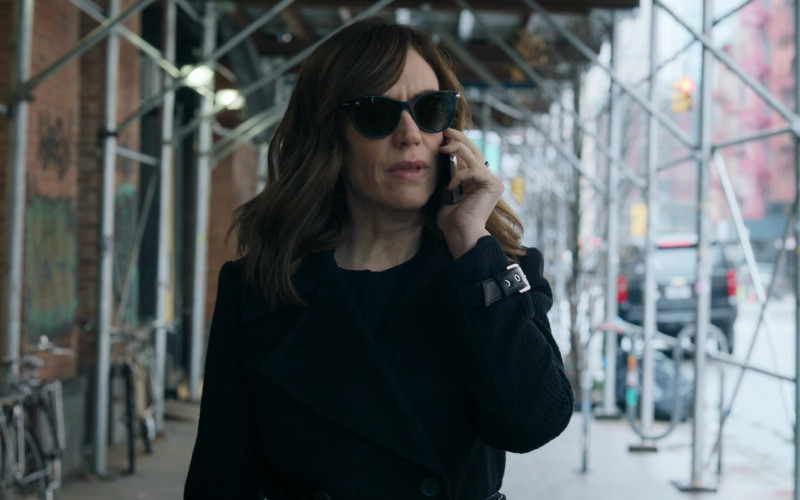 Maggie Siff as Wendy Rhoades Wearing Persol Women's Sunglasses Billions S05E06 TV Show (1)