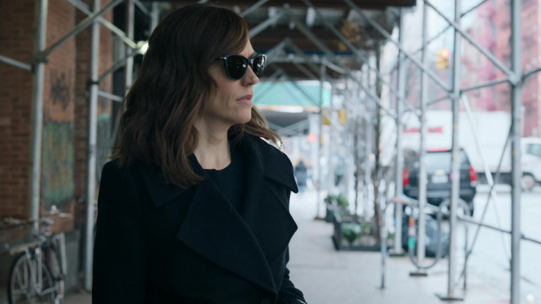 Maggie Siff as Wendy Rhoades Wearing Persol Women's Sunglasses Billions S05E06 TV Show (2)