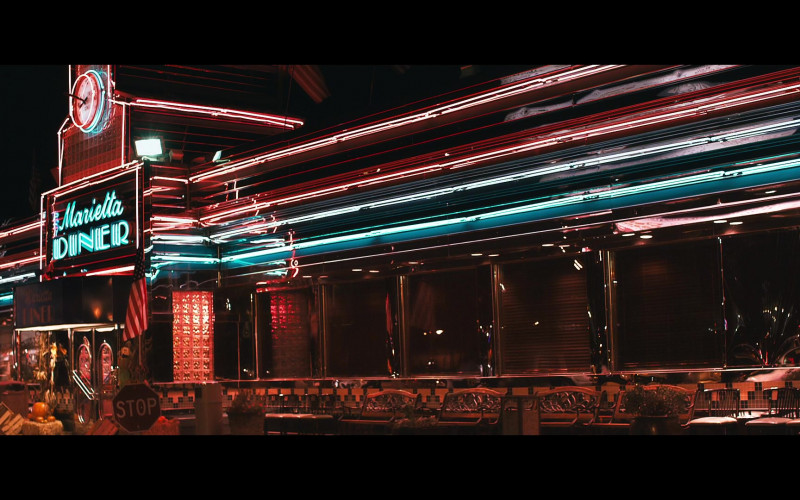 Marietta Diner Family Restaurant in Big Mommas Like Father, Like Son (2011)