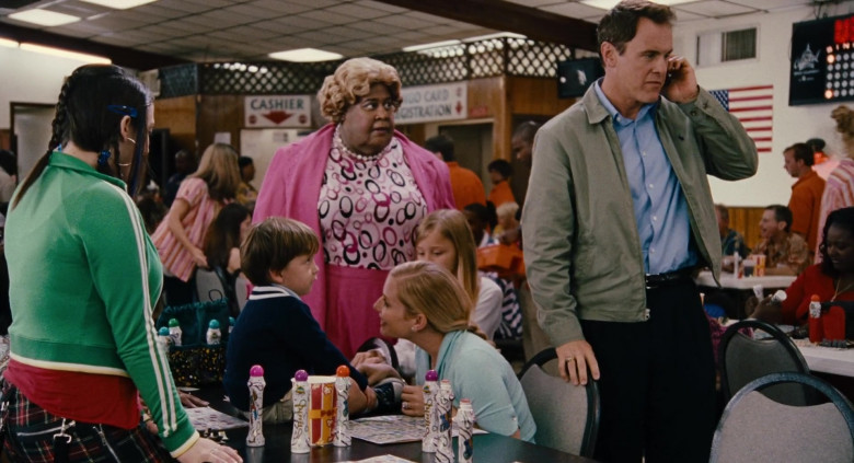 Mark Moses Wears Ralph Lauren Jacket in Big Momma's House 2 Movie (2)