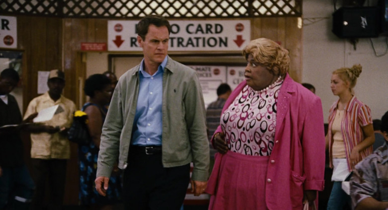 Mark Moses Wears Ralph Lauren Jacket in Big Momma's House 2 Movie (5)