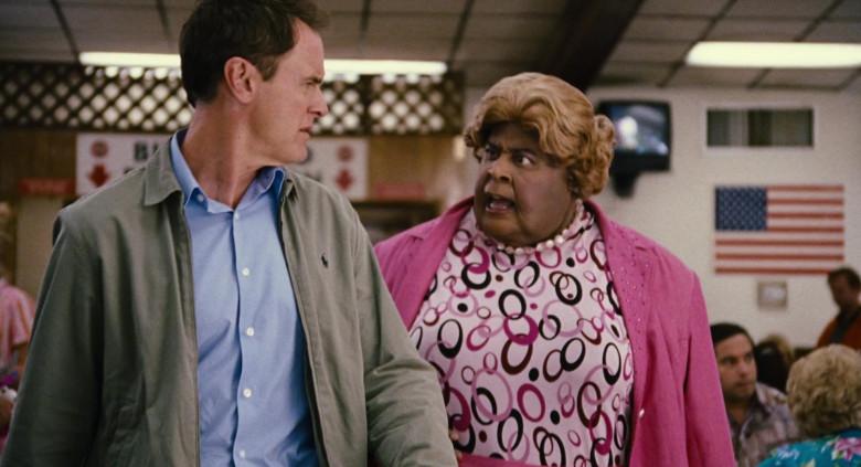 Mark Moses Wears Ralph Lauren Jacket in Big Momma's House 2 Movie (6)