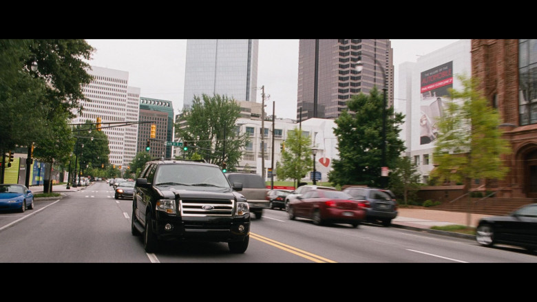 Martin Lawrence Driving Ford Expedition EL Gen.3 Car (3)