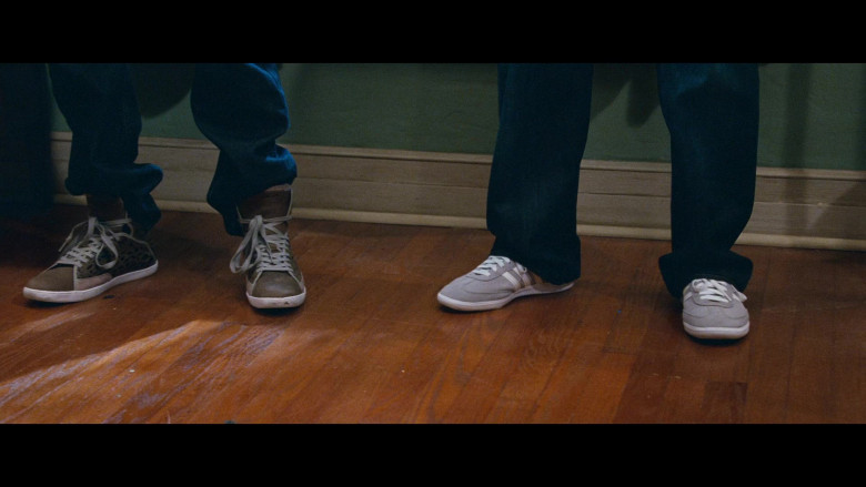 Martin Lawrence Wears Adidas Shoes in Big Mommas Like Father, Like Son Movie