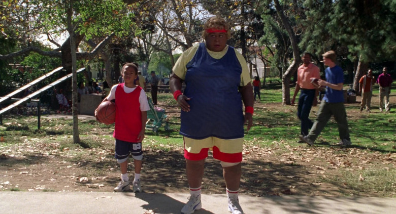 Martin Lawrence Wears Puma Sneakers in Big Momma's House Movie (1)