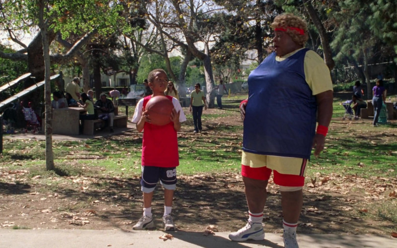 Martin Lawrence Wears Puma Sneakers in Big Momma's House Movie (2)