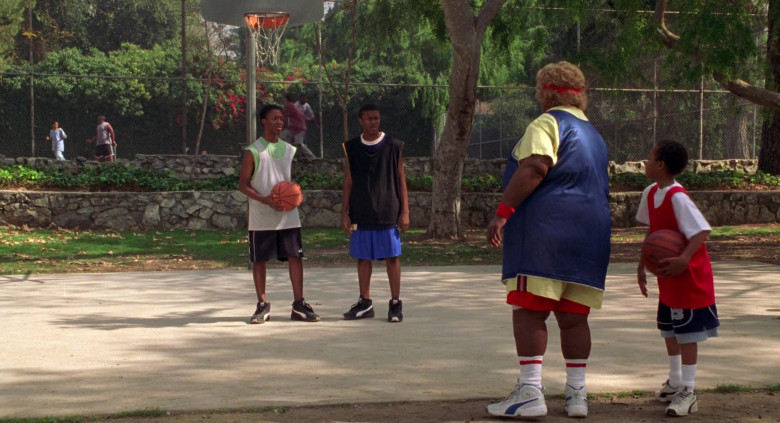 Martin Lawrence Wears Puma Sneakers in Big Momma's House Movie (3)