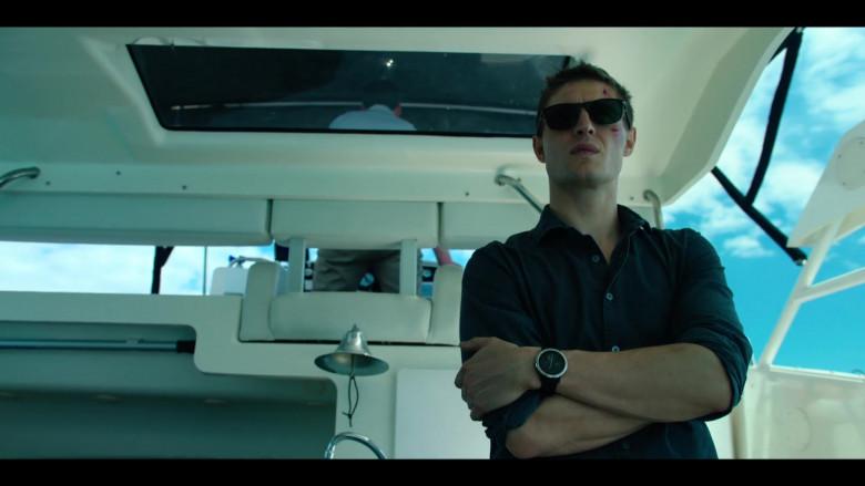 Max Irons as Joe Turner Wears Persol Sunglasses in Condor S02E03 TV Show (2)