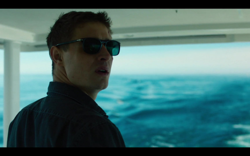 Max Irons as Joe Turner Wears Persol Sunglasses in Condor S02E03 TV Show (3)