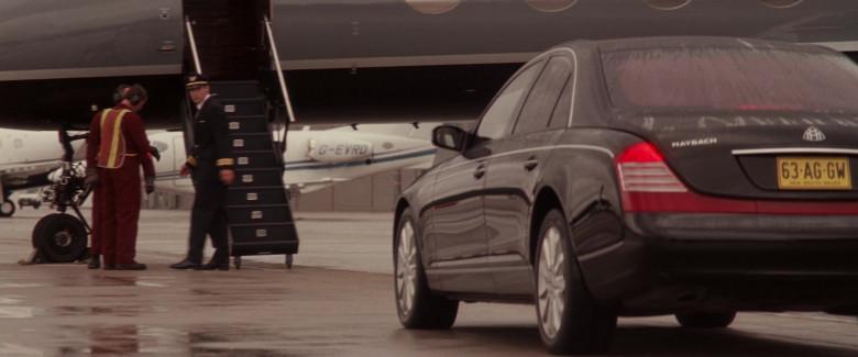 Maybach 57 [W240] Car in Inception (2010)
