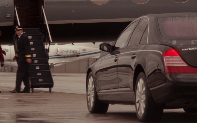 Maybach 57 [W240] Car in Inception (2010)