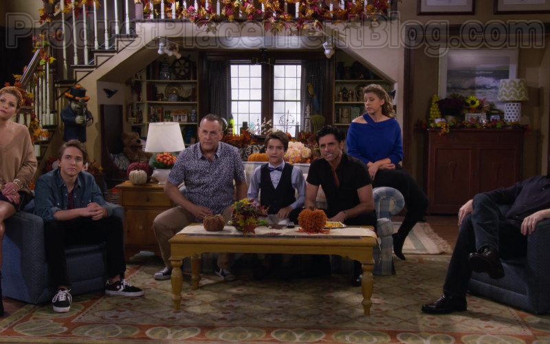 Michael Campion as Jackson Wearing Converse Breakpoint Shoes in Fuller House S05E12 (1)