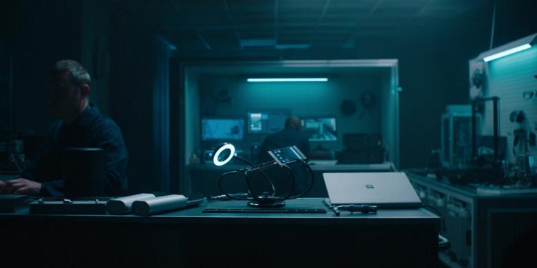 Microsoft Surface Laptop in Alex Rider S01E05 (1)
