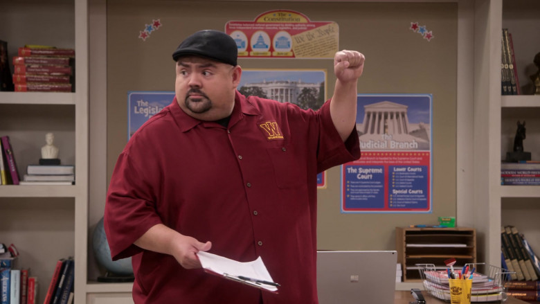 Microsoft Surface Notebook Used by Gabriel Iglesias in Mr. Iglesias S02E02