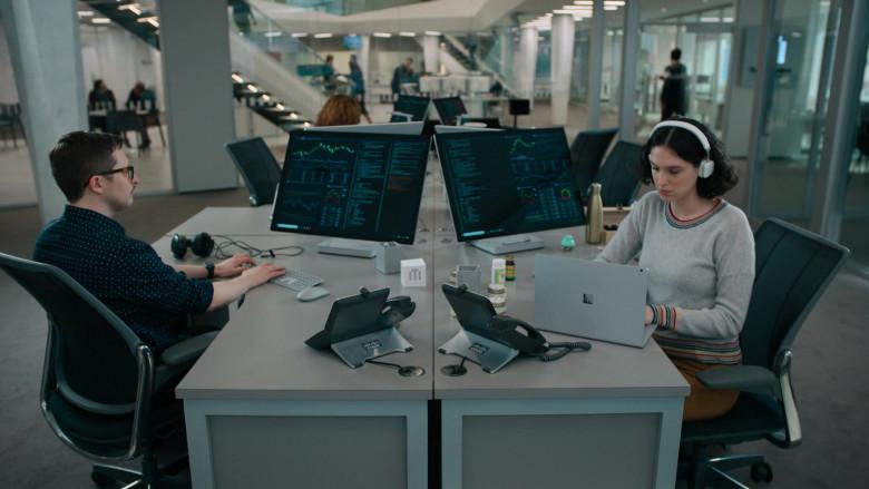 Microsoft Surface Studio AIO Computers, Surface Notebook, Cisco Telephones in Billions S05E07