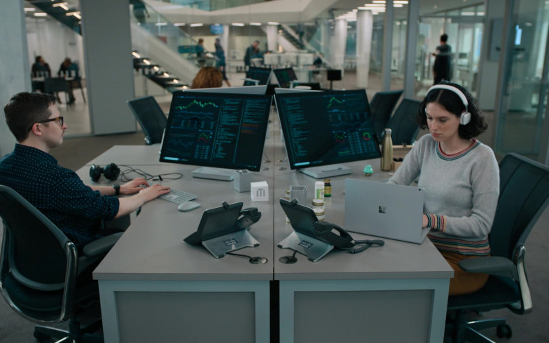 Microsoft Surface Studio AIO Computers, Surface Notebook, Cisco Telephones in Billions S05E07