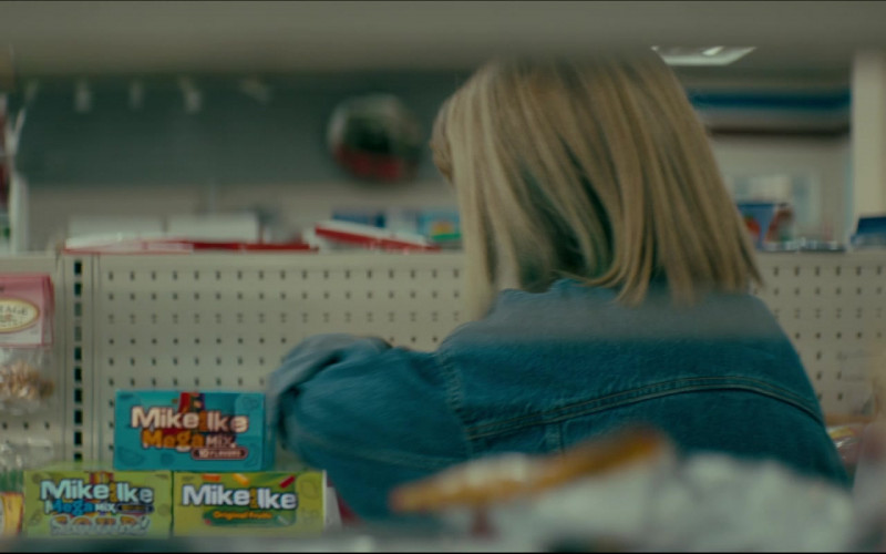 Mike and Ike Candies in Becky (2020)