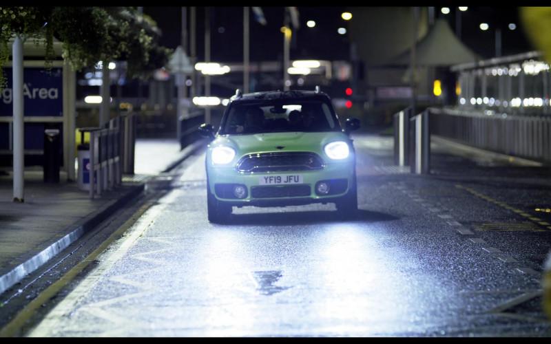 Mini Countryman Green Car (1)