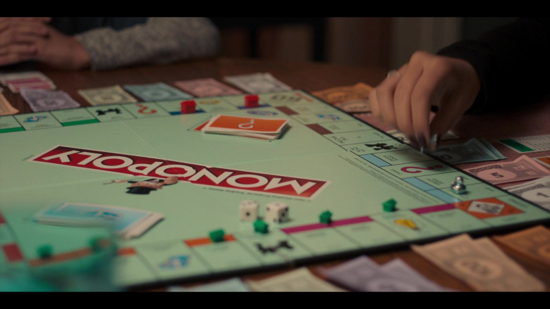 Monopoly Board Game by Hasbro in Love, Victor S01E08 (1)
