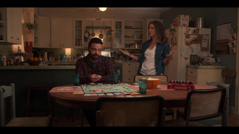 Monopoly Board Game by Hasbro in Love, Victor S01E08 (2)