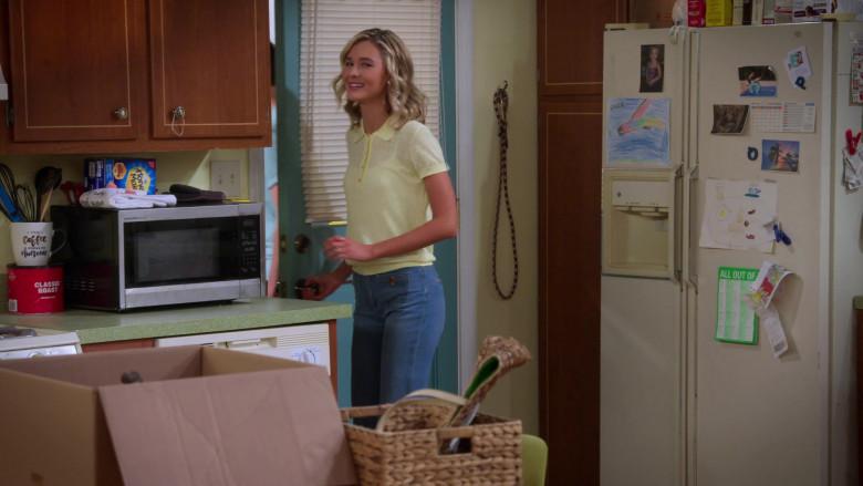 Nabisco Honey Maid Graham Crackers in Alexa & Katie S04E06