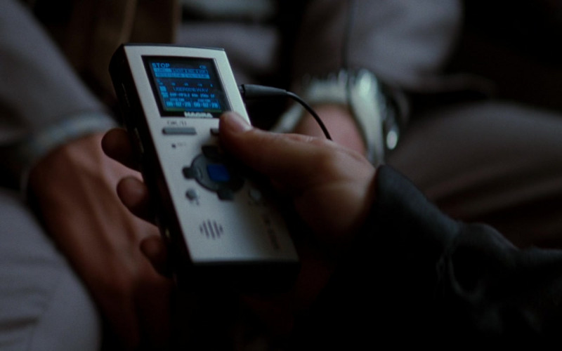 Nagra Portable Recorder in Inception (1)