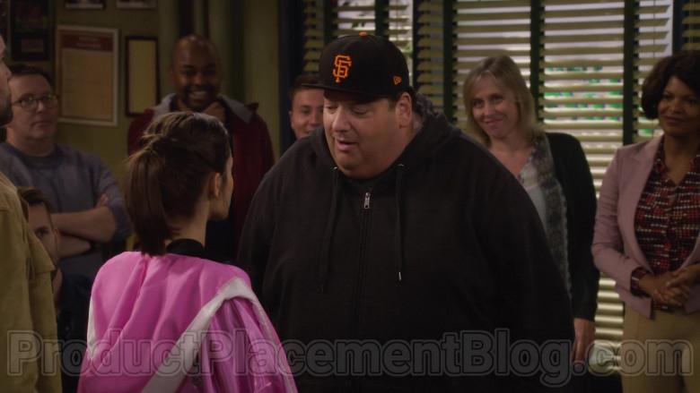 New Era 950 MLB Basic Team Color SAN Francisco Giants Snapback Cap in Fuller House S05E14 (2)