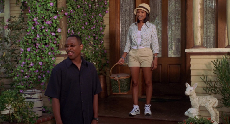 Nia Long Wears Puma Sneakers in Big Momma's House Movie (1)