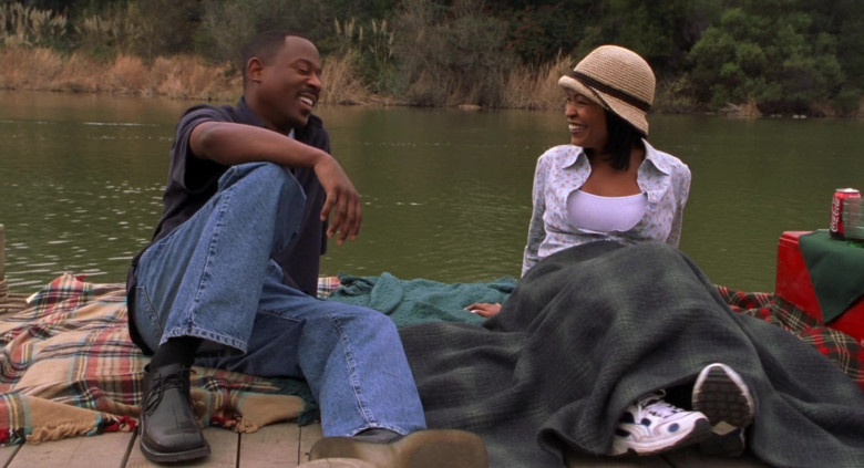 Nia Long Wears Puma Sneakers in Big Momma's House Movie (2)