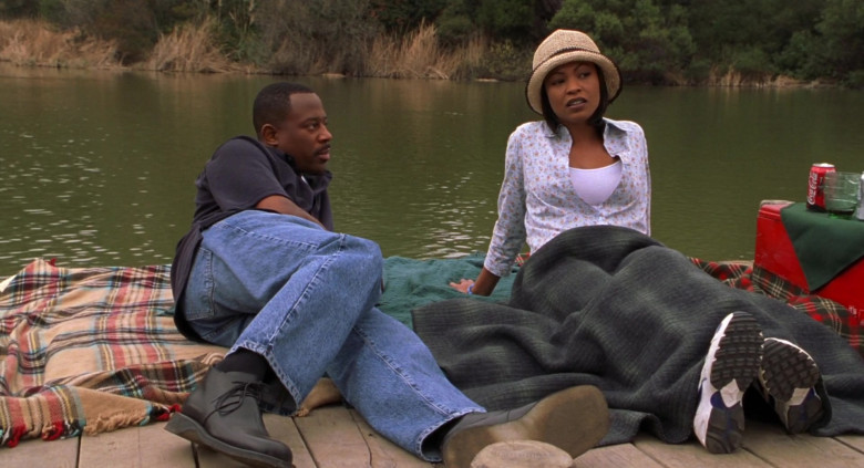 Nia Long Wears Puma Sneakers in Big Momma's House Movie (3)