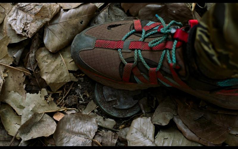 Nike Air Max 270 Sneakers of Jonathan Majors as David in Da 5 Bloods Movie (1)