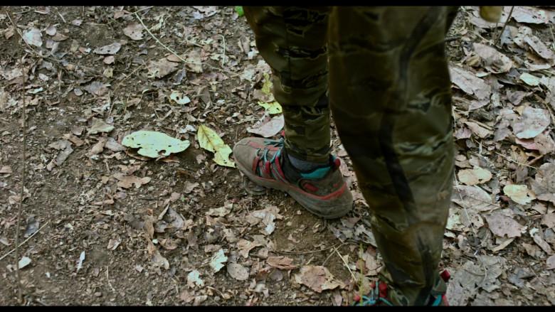 Nike Air Max 270 Sneakers of Jonathan Majors as David in Da 5 Bloods Movie (2)