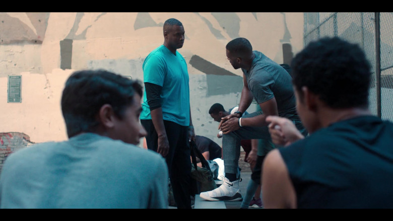 Nike LeBron Soldier XI Basketball Sneakers in Love, Victor S01E08 (1)