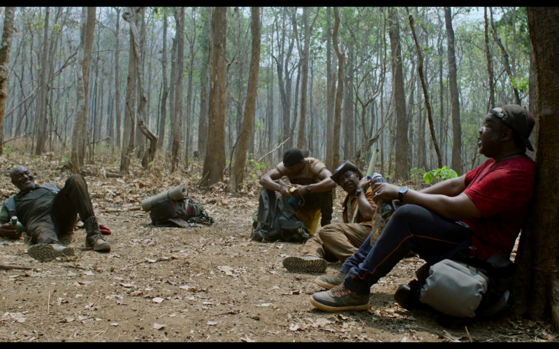 Nike Shoes of Isiah Whitlock Jr. as Melvin in Da 5 Bloods Movie (1)