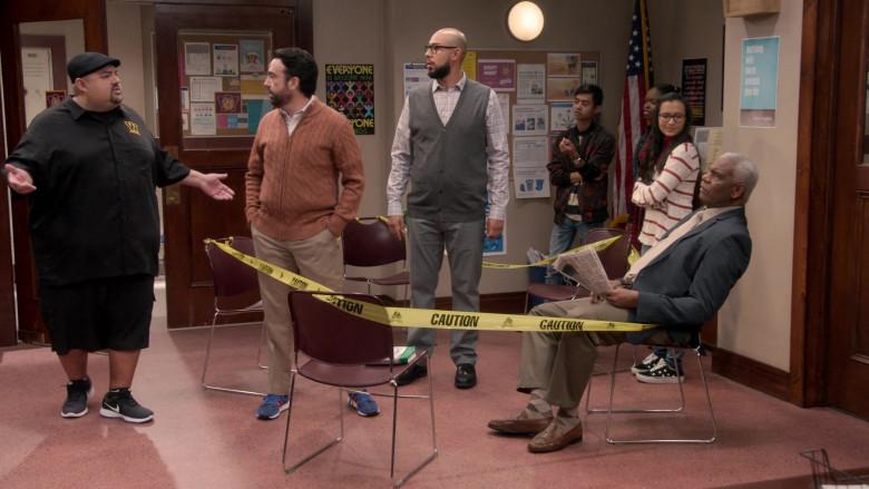Nike Sneakers Worn by Gabriel 'Fluffy' Iglesias in Mr. Iglesias S02E04 (2)