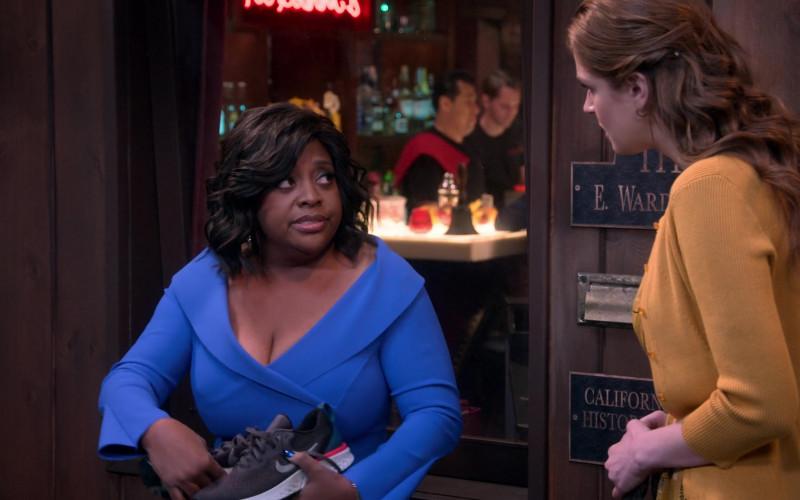 Nike Women's Sneakers of Sherri Shepherd as Paula Madison in Mr. Iglesias S02E03