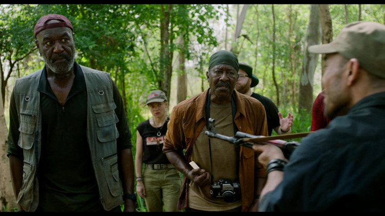 Nikon Camera Used by Clarke Peters as Otis in Da 5 Bloods (2020)