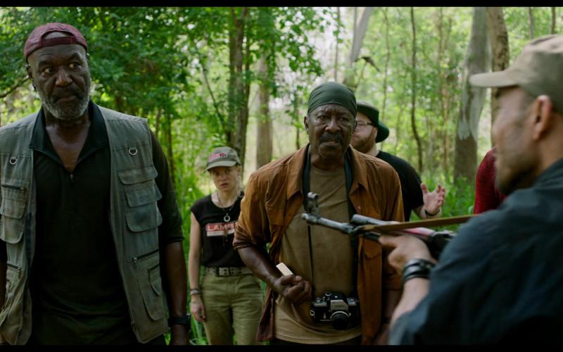 Nikon Camera Used by Clarke Peters as Otis in Da 5 Bloods (2020)