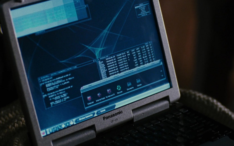 Panasonic CF-29 Notebook in Big Momma's House 2 Movie (1)