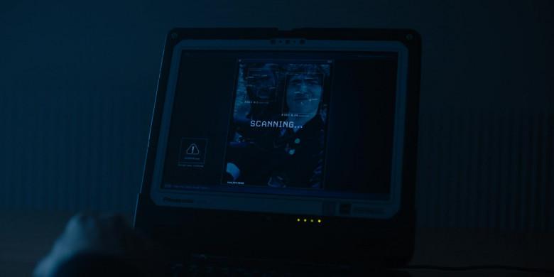 Panasonic Laptop in Alex Rider S01E05 (1)
