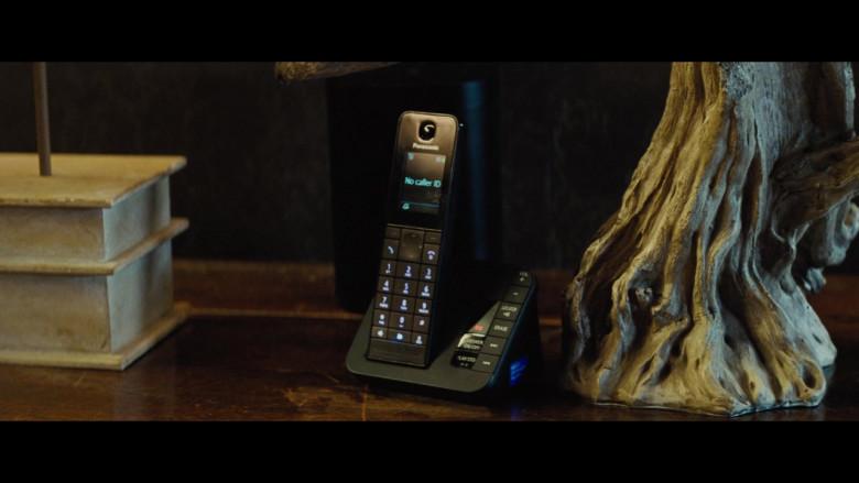 Panasonic Phone in Artemis Fowl (2020)