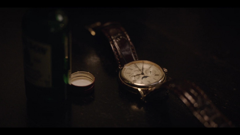 Patek Philippe Geneve Watch in Love Life S01E06 Magnus Lund Part II (2020)