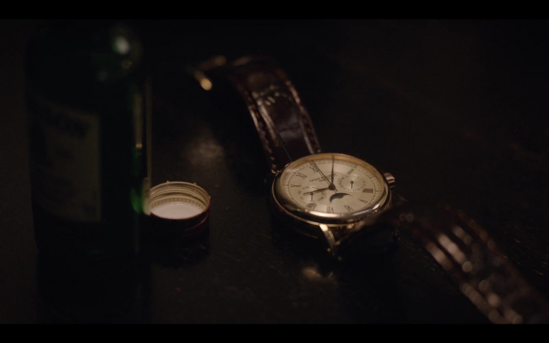 Patek Philippe Geneve Watch in Love Life S01E06 Magnus Lund Part II (2020)
