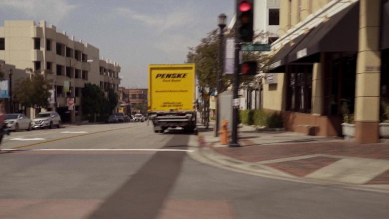 Penske Truck Rental in Insecure S04E09 Lowkey Trying (2020)