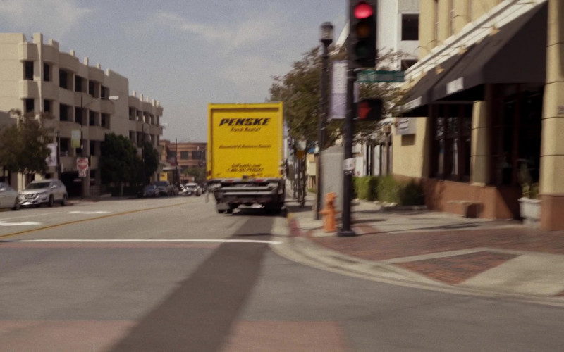 Penske Truck Rental in Insecure S04E09 Lowkey Trying (2020)