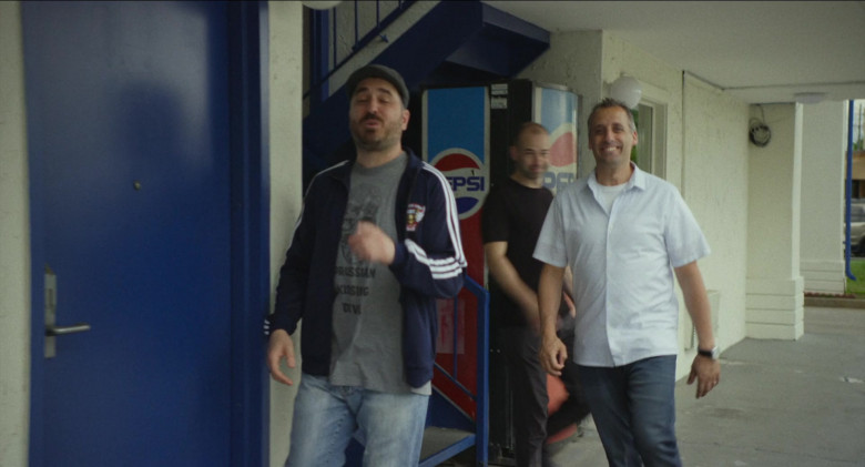 Pepsi Vending Machine in Impractical Jokers The Movie (2020)