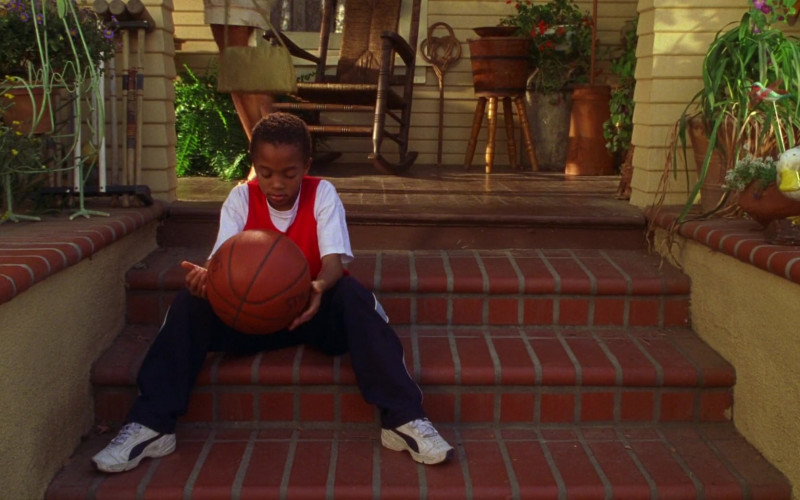Puma White Shoes of Jascha Washington in Big Momma's House (2000)