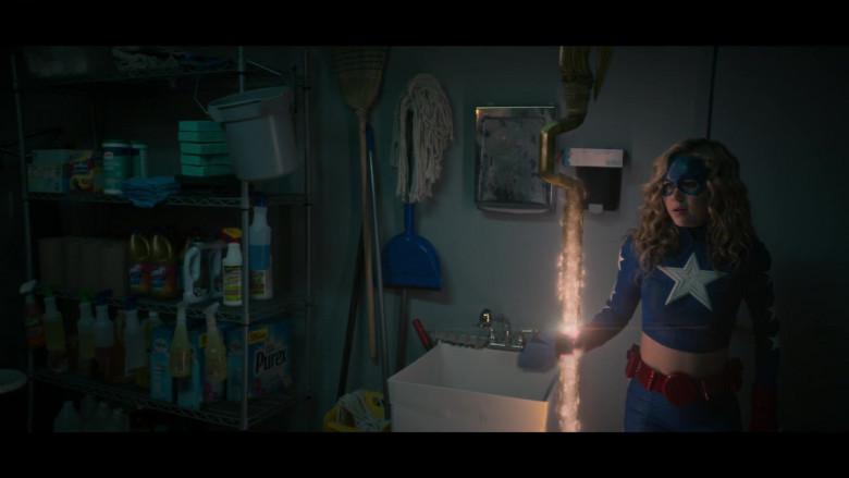 Purex Laundry Detergent in Stargirl S01E04 Wildcat (2020)